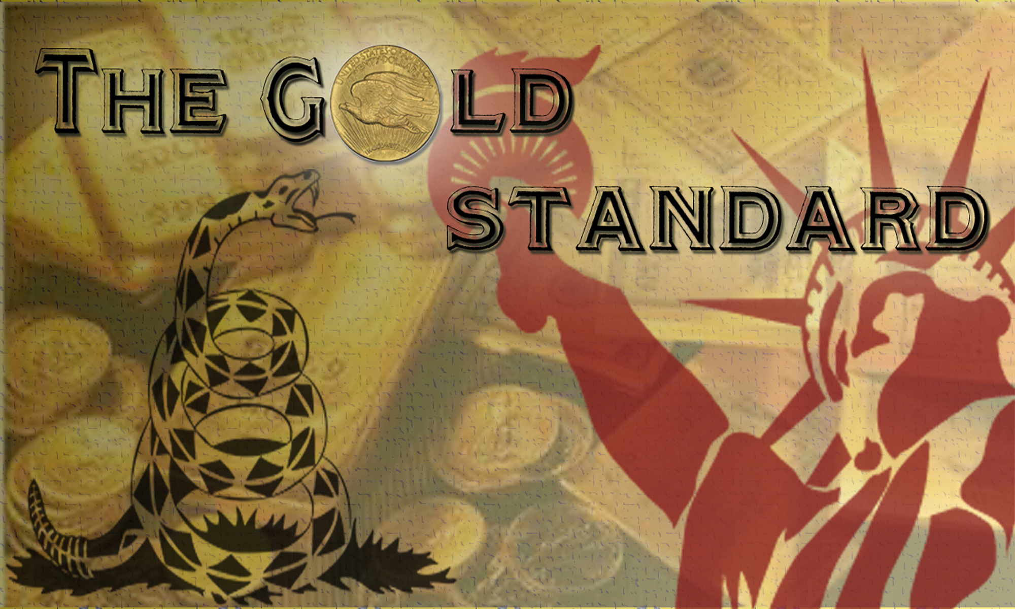 The Gold Standard with Alan Mosley Episode 49: Socialism Spectacular with Gene Epstein